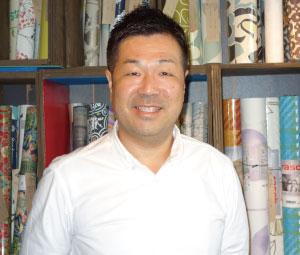 太田社長の顔写真
