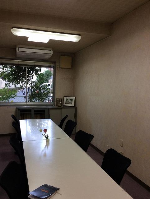 OFFICE 会議室 壁紙