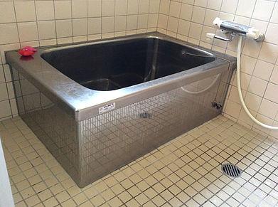 浴槽 ステンレス