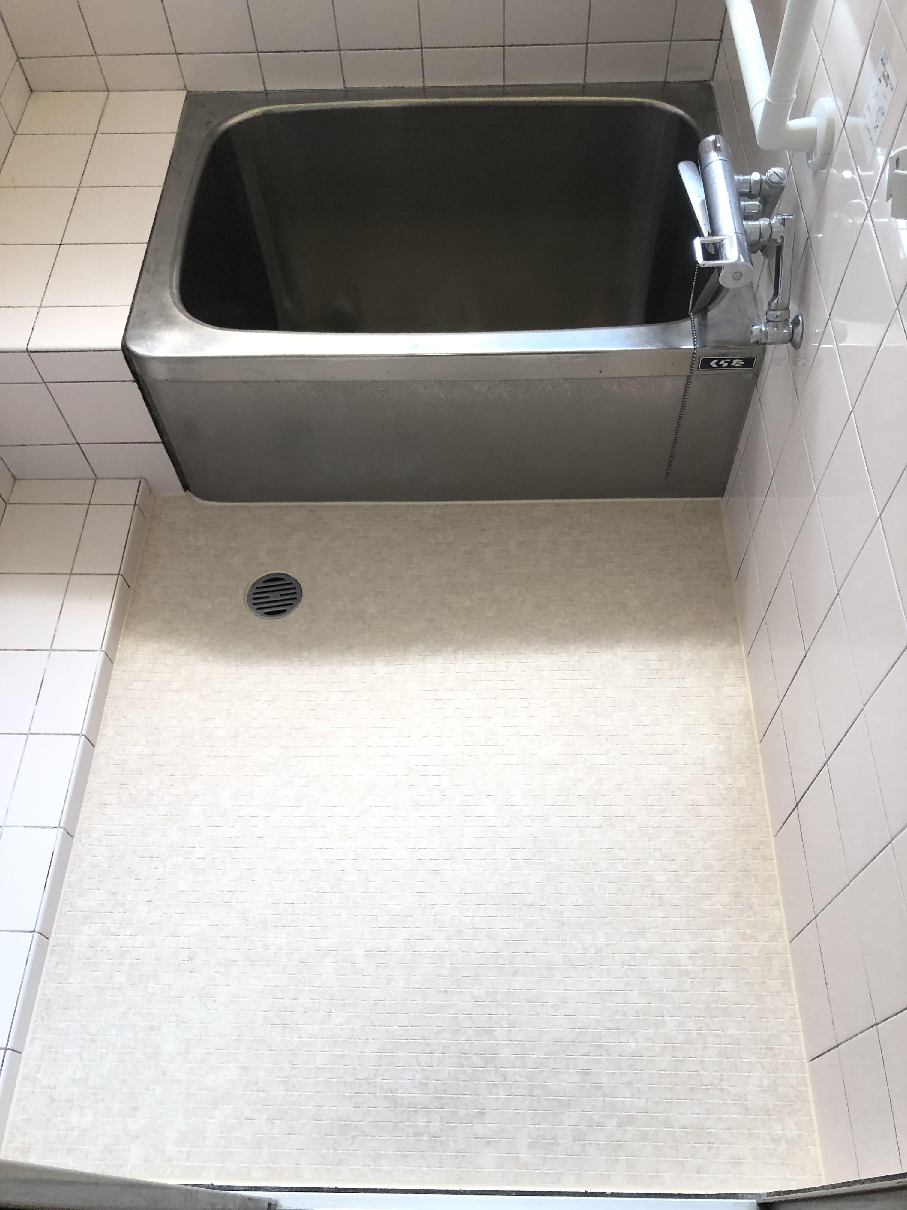在来浴室バスナ